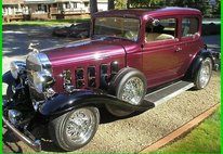 1932 Buick All Steel Original Body