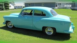 1953 Chevrolet New Interior/Exterior