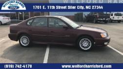 2001 Subaru Legacy GT Limited