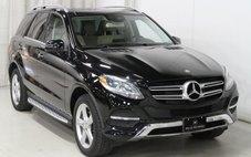 2016 Mercedes-Benz GLE-Class GLE 300d 4MATIC