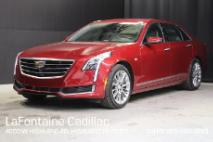 2018 Cadillac CT6 3.6L Luxury