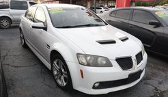 2009 Pontiac G8 Base w/Bluetooth