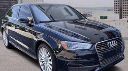 2016 Audi A3 Sportback e-tron 1.4T Premium Plus