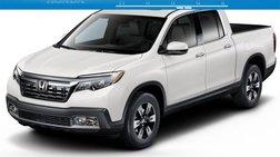 2020 Honda Ridgeline RTL-E