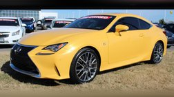 2018 Lexus RC 350 Base