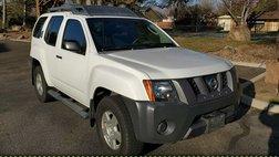 2008 Nissan Xterra SE
