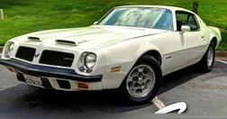 1974 Pontiac Firebird Formula 455