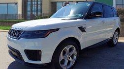 2019 Land Rover Range Rover Sport HSE Td6