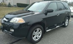 2005 Acura MDX Touring w/Navi w/RES