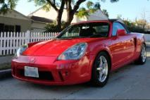 Used Toyota MR2 Spyder for Sale in Los Angeles, CA: 43 Cars