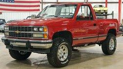 1988 Chevrolet C/K 1500 K1500 Cheyenne