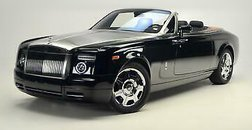 2008 Rolls-Royce Phantom Drophead Coupe Base