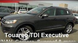 2012 Volkswagen Touareg TDI Executive