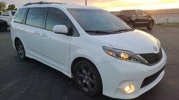 2015 Toyota Sienna SE Premium