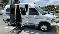 2004 Ford E-250 E250 VAN/handicap lift/ramp
