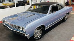 1967 Chevrolet Malibu Great Driving Classic - SEE VIDEO -