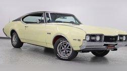 1968 Oldsmobile Sport Coupe W-30 Pkg 4-Spd