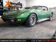 1973 Chevrolet Corvette Stingray Z51 3LT Coupe Manual