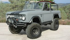 1966 Ford Bronco Extreme Duty 4X4 Eleanor