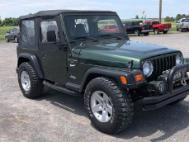 1998 Jeep Wrangler SE
