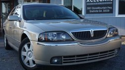 2004 Lincoln LS Luxury