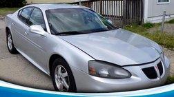 2004 Pontiac Grand Prix GT2