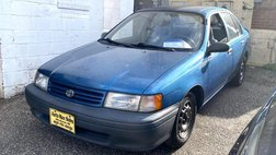 1992 Toyota Tercel DX