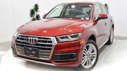 2018 Audi Q5 2.0T quattro Prestige