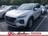 2019 Hyundai Santa Fe 2.4 SEL Plus