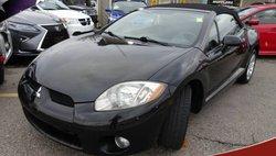 2007 Mitsubishi Eclipse Spyder GS
