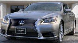 2017 Lexus LS 460 Base