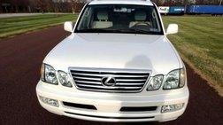 2006 Lexus LX 470 Base