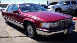 1995 Cadillac Fleetwood Base
