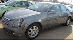 2006 Cadillac CTS 4dr Sdn 3.6L