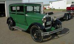 1929 Ford 1929 FORD MODEL A TUDOR