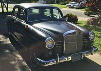 1961 Mercedes-Benz 1961 MERCEDES-BENZ 190 D