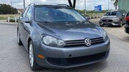 2012 Volkswagen Jetta SportWagen TDI