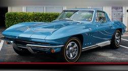 1965 Chevrolet Corvette Stingray 2dr Cpe w/3LT