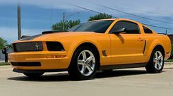 2008 Ford Mustang 2 door Coupe