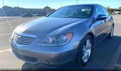 2006 Acura RL SH AWD with Navigation System
