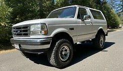 1994 Ford Bronco U100