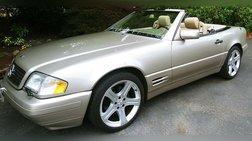 1998 Mercedes-Benz SL-Class 500
