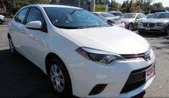 2015 Toyota Corolla LE Eco Plus