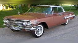 1960 Chevrolet Impala impala