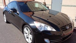 2012 Hyundai Genesis Coupe 3.8 Grand Touring