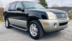 2003 Mercury Mountaineer Luxury