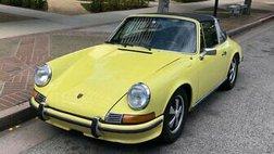 1970 Porsche 911 CLEAN TITLE/ TARGA