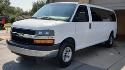 2016 Chevrolet Express LT 3500