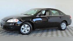 2015 Chevrolet Impala Unknown