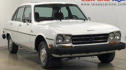1977 Peugeot  GL